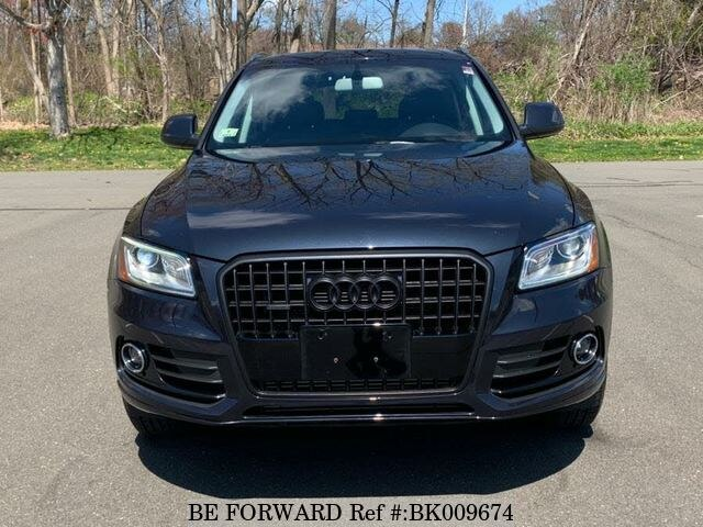 Used 2014 AUDI Q5 BK009674 for Sale