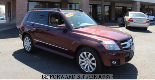 Used 2010 MERCEDES-BENZ GLK-CLASS BK009677 for Sale