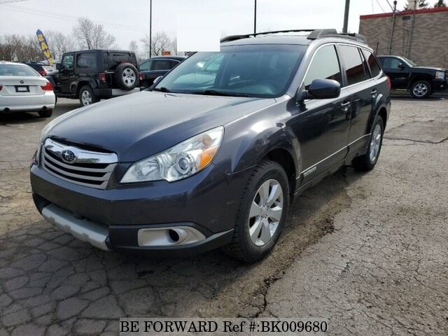 Used 2011 SUBARU OUTBACK BK009680 for Sale