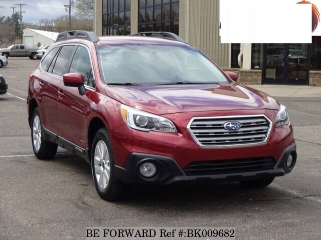 Used 2015 SUBARU OUTBACK BK009682 for Sale