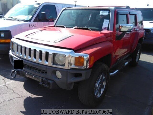 Used 2007 HUMMER H3 BK009694 for Sale