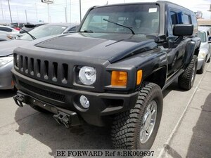Used 2007 HUMMER H3 BK009697 for Sale