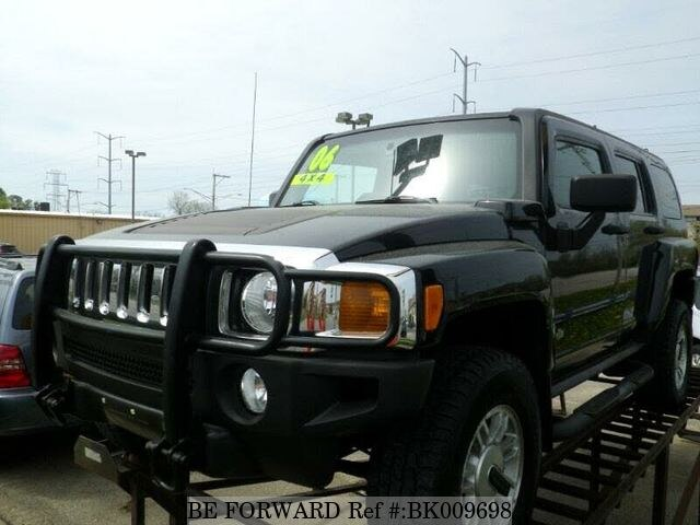 Used 2006 HUMMER H3 BK009698 for Sale