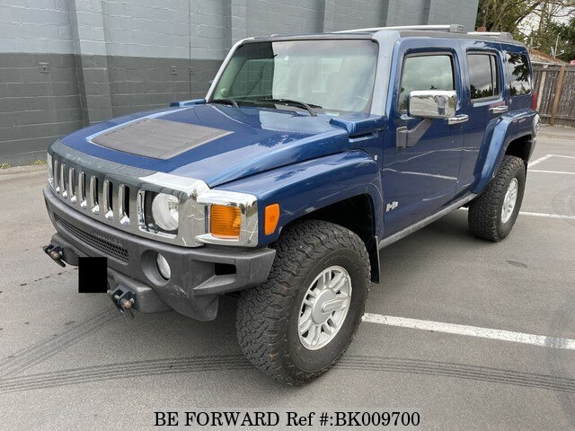 Used 2006 HUMMER H3 BK009700 for Sale