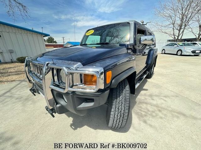 Used 2007 HUMMER H3 BK009702 for Sale