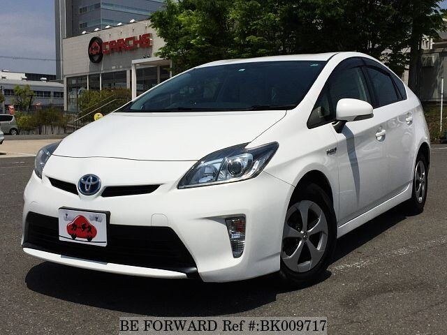 Used 2013 TOYOTA PRIUS BK009717 for Sale