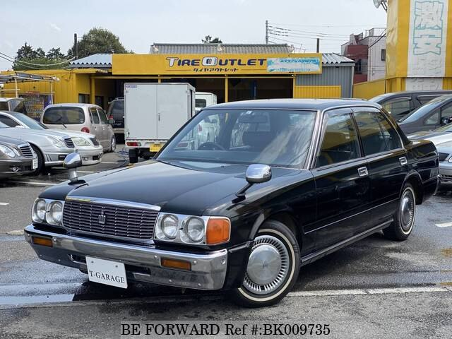 Used 1993 TOYOTA CROWN BK009735 for Sale