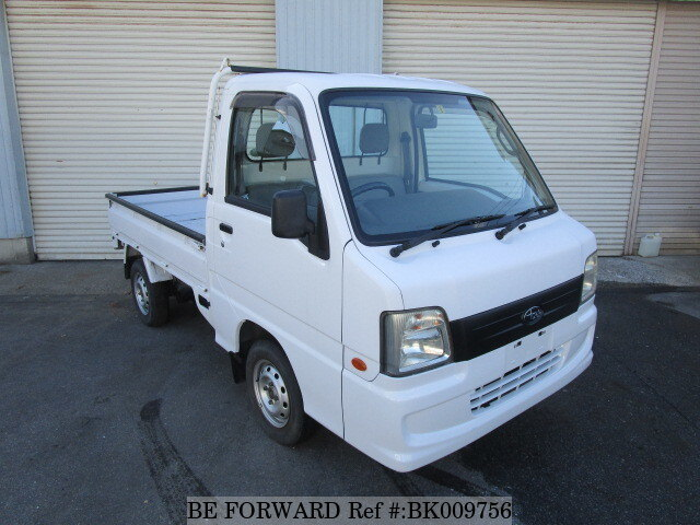 Used 2009 SUBARU SAMBAR TRUCK BK009756 for Sale
