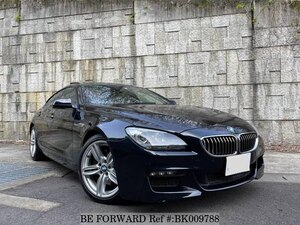 Used 2012 BMW 6 SERIES BK009788 for Sale