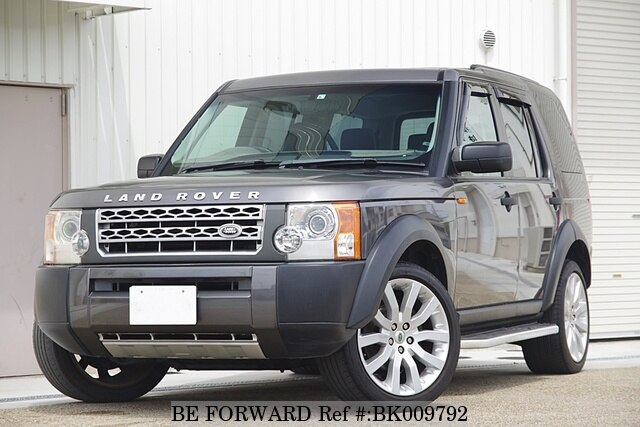Used 2005 LAND ROVER DISCOVERY BK009792 for Sale