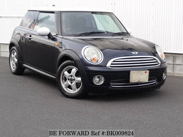 Used 2007 BMW MINI BK009824 for Sale