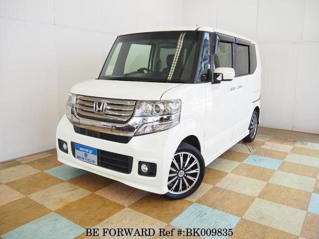 Used 2014 HONDA N BOX BK009835 for Sale
