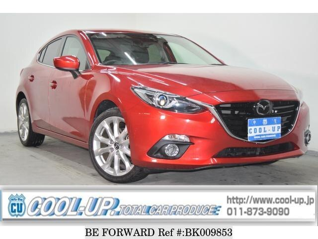 Used 2016 MAZDA AXELA SPORT BK009853 for Sale
