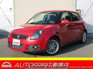 Used 2007 SUZUKI SWIFT BK009861 for Sale