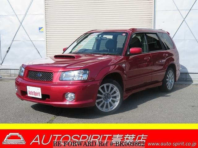 Used 2004 SUBARU FORESTER BK009862 for Sale