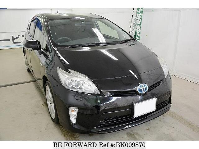 Used 2013 TOYOTA PRIUS BK009870 for Sale