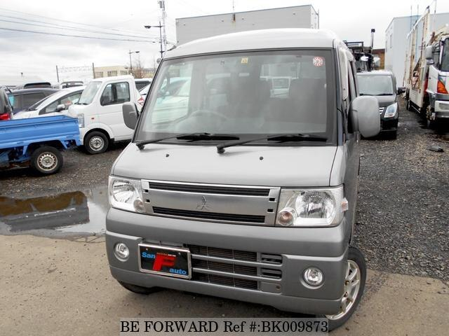 Used 2010 MITSUBISHI TOWN BOX BK009873 for Sale