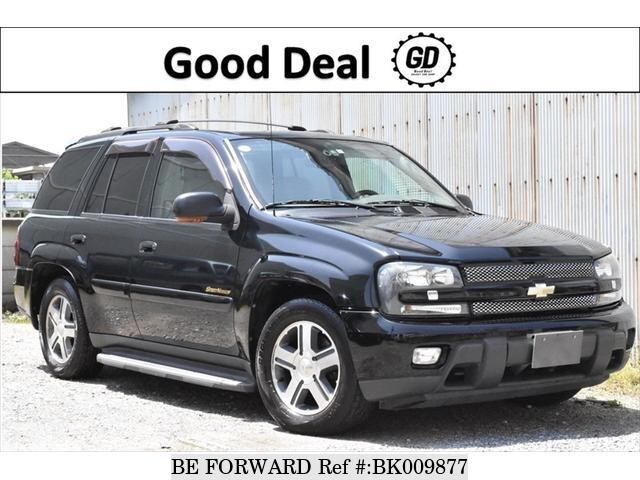 Used 2005 CHEVROLET TRAILBLAZER BK009877 for Sale