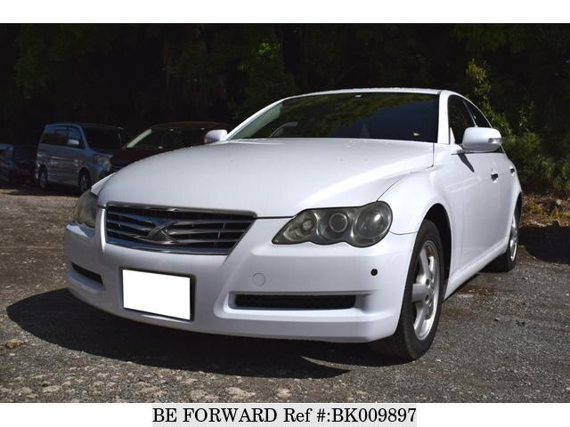 Used 2007 TOYOTA MARK X BK009897 for Sale