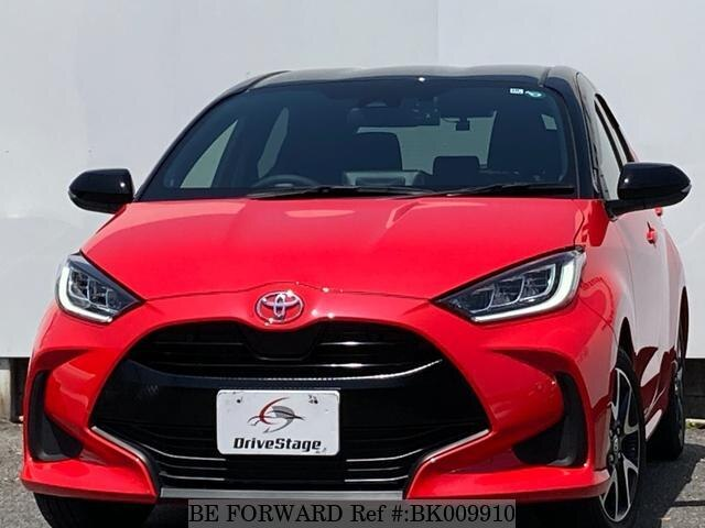 Used 2020 TOYOTA YARIS BK009910 for Sale