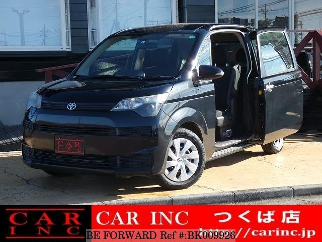 Used 2013 TOYOTA SPADE BK009926 for Sale