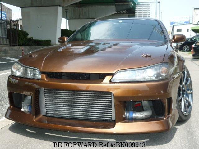 Used 2000 NISSAN SILVIA BK009943 for Sale