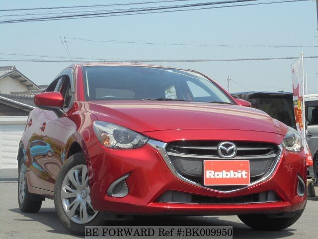 Used 2016 MAZDA DEMIO BK009950 for Sale