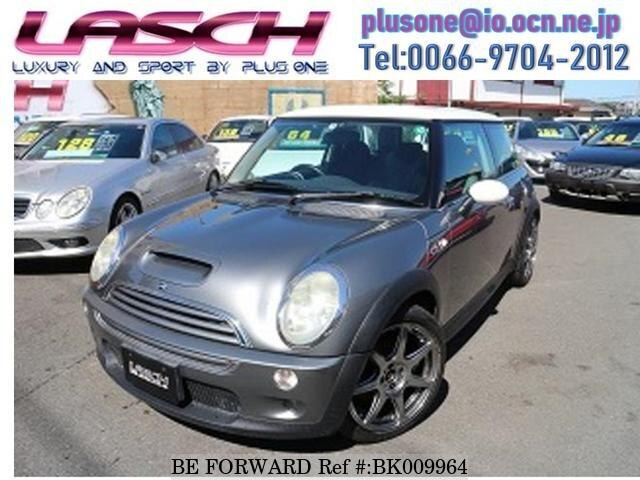 Used 2004 BMW MINI BK009964 for Sale