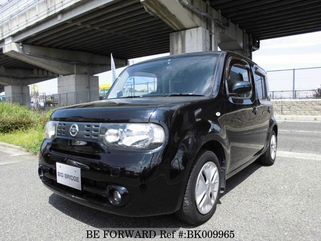 Used 2009 NISSAN CUBE BK009965 for Sale