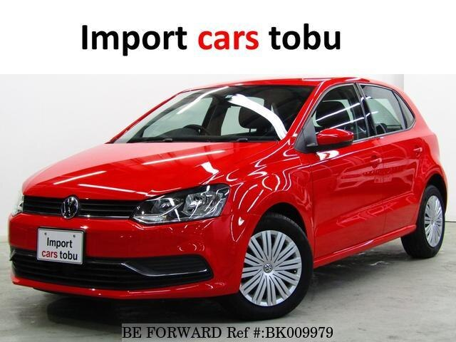 Used 2016 VOLKSWAGEN POLO BK009979 for Sale
