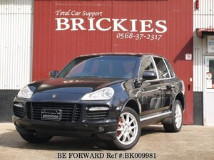Used 2010 PORSCHE CAYENNE BK009981 for Sale
