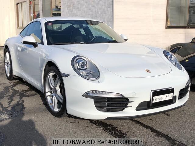 Used 2014 PORSCHE 911 BK009992 for Sale