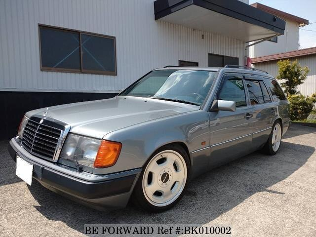 Used 1993 MERCEDES-BENZ MIDIUM CLASS BK010002 for Sale