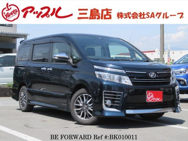 Used 2015 TOYOTA VOXY BK010011 for Sale