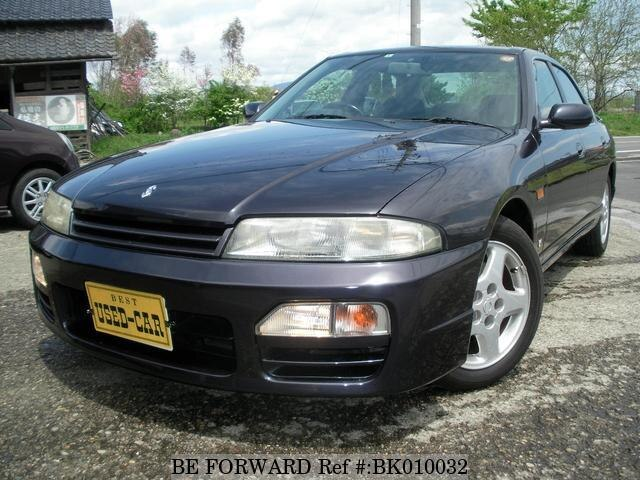 Used 1998 NISSAN SKYLINE BK010032 for Sale