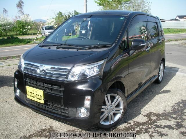 Used 2013 DAIHATSU MOVE BK010036 for Sale