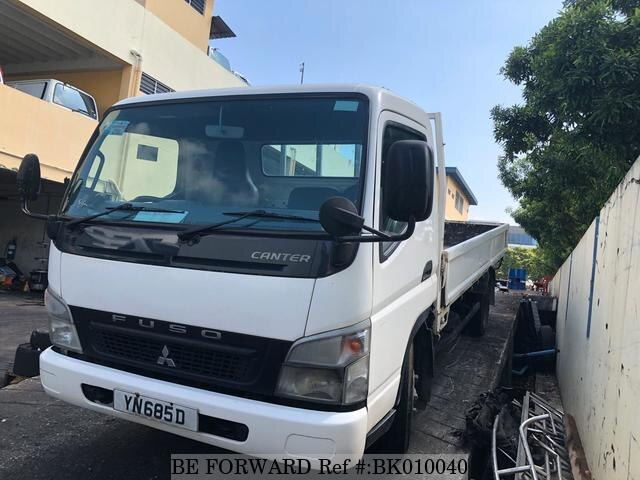 Used 2009 MITSUBISHI CANTER BK010040 for Sale