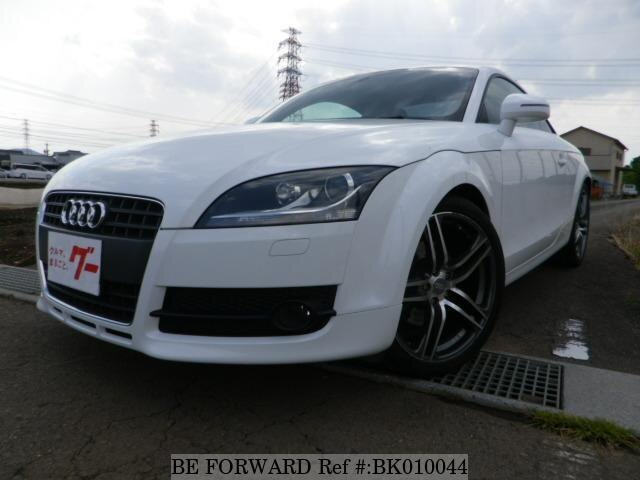 Used 2010 AUDI TT BK010044 for Sale
