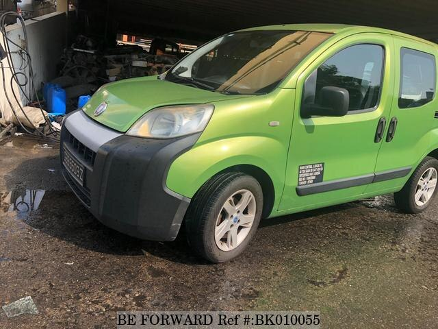 Used 2009 FIAT FIORINO BK010055 for Sale
