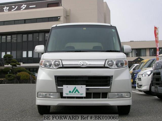Used 2010 DAIHATSU TANTO BK010060 for Sale