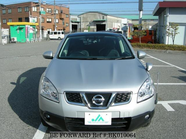 Used 2011 NISSAN DUALIS BK010064 for Sale