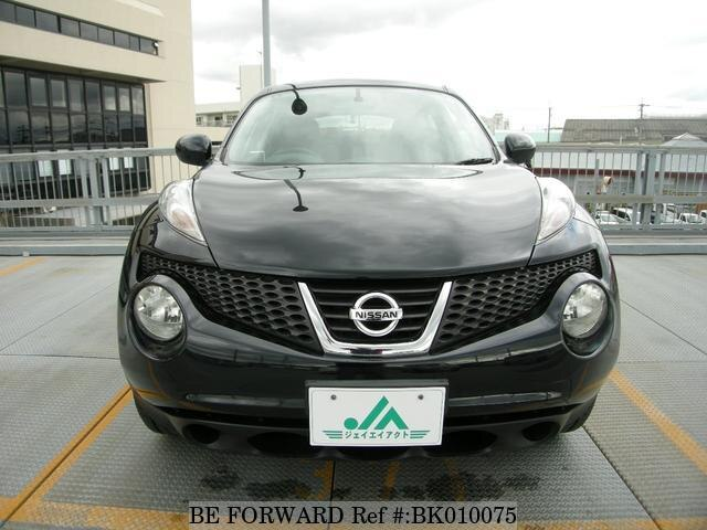 Used 2010 NISSAN JUKE BK010075 for Sale