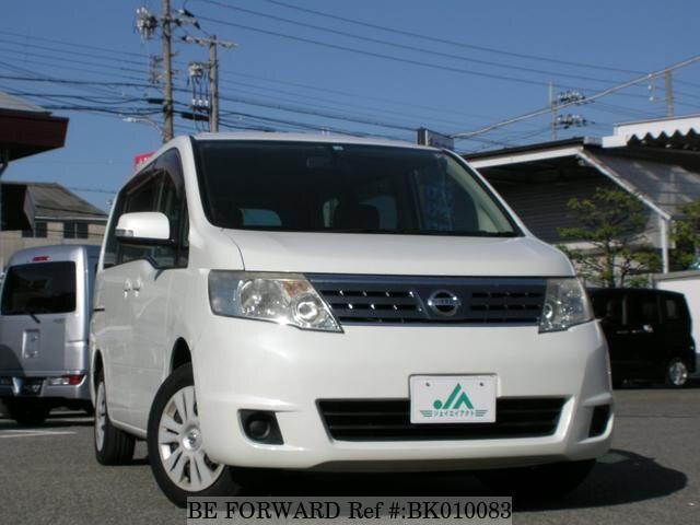 Used 2010 NISSAN SERENA BK010083 for Sale