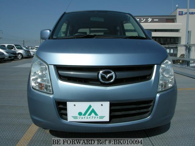 Used 2010 MAZDA AZ-WAGON BK010094 for Sale
