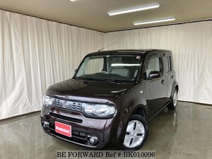 Used 2016 NISSAN CUBE BK010096 for Sale