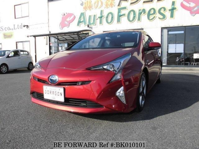 Used 2016 TOYOTA PRIUS BK010101 for Sale