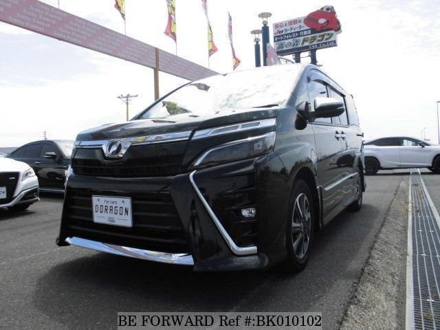 Used 2018 TOYOTA VOXY BK010102 for Sale