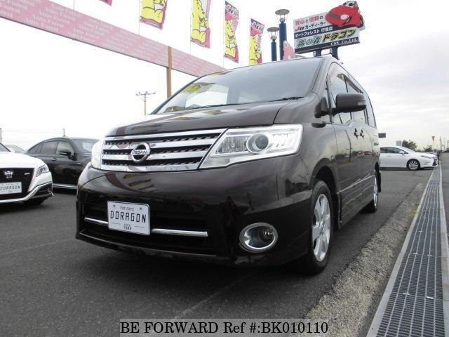 Used 2010 NISSAN SERENA BK010110 for Sale
