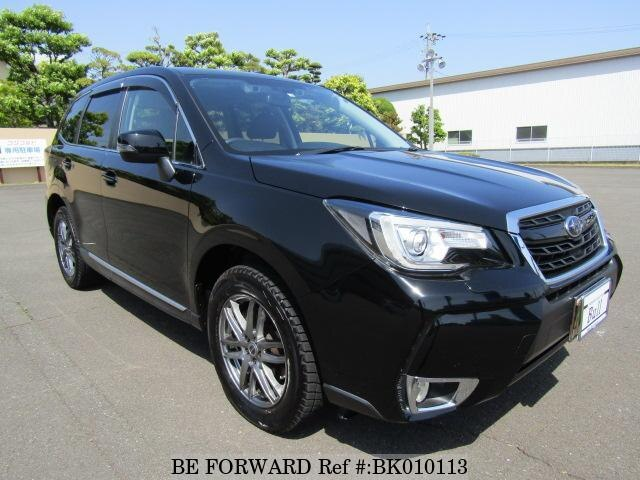 Used 2016 SUBARU FORESTER BK010113 for Sale
