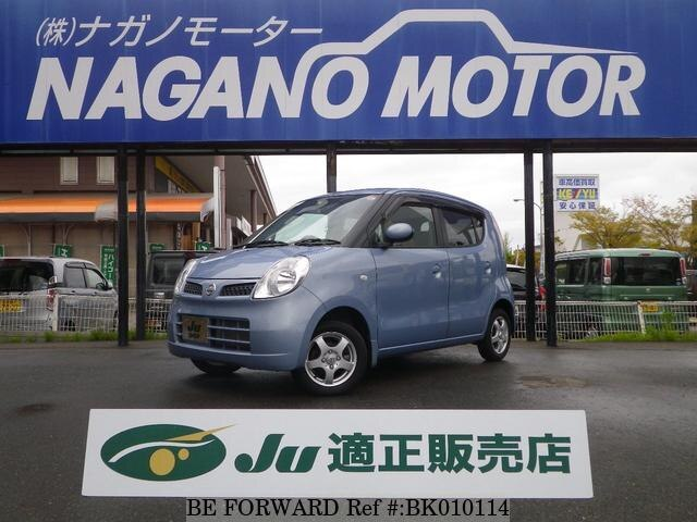 Used 2006 NISSAN MOCO BK010114 for Sale